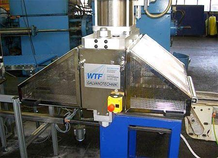 WTF Anlagentechnik Sondermaschinenbau