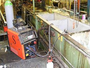 WTF plant-engineering renovation